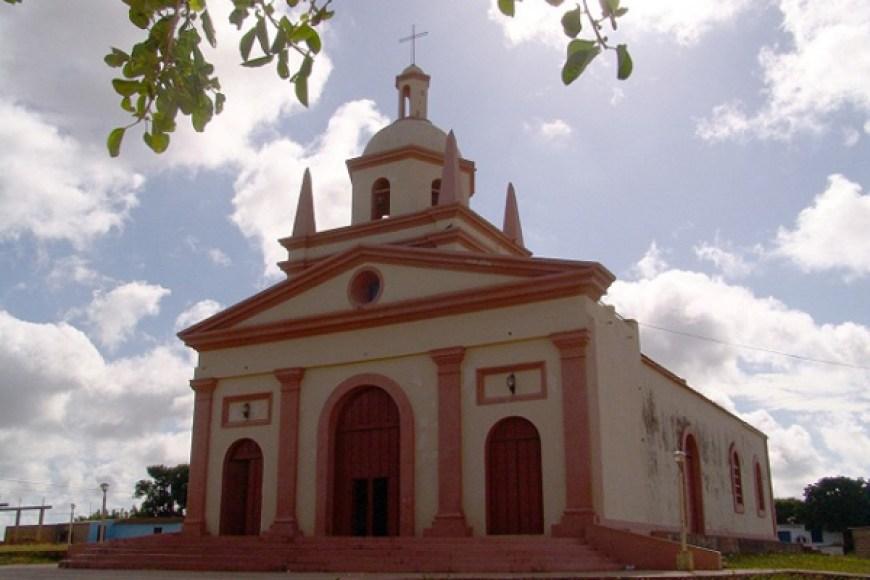 Iconos de Paraguaná: Iglesia San Juan Bautista en Buena Vista