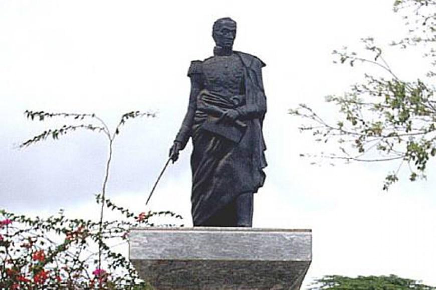 Plaza Simón Bolívar de San José de Cocodite